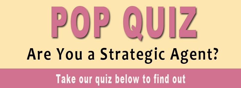 Strategic Agent Quiz