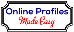 Online Profiles Made Easy