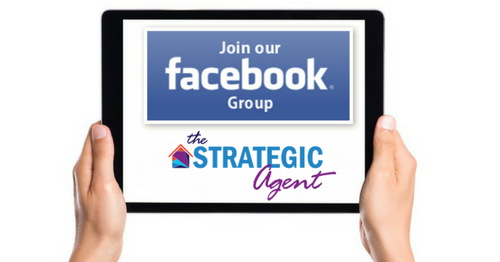 Join The Strategic Agent Facebook Group