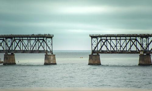 Half Built Bridges